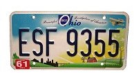 License Plates / License Lights