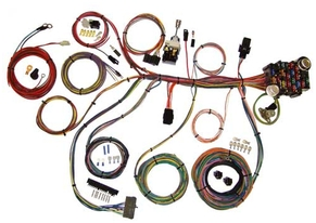 American Autowire Power Plus Series
