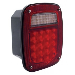 LED Universal Combination Light - Jeep Style