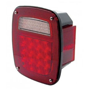 LED Universal Combination Light with Side Marker Light