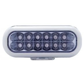 "12 LED Auxiliary Light - 4-1/4"" L x 1-3/4"" W"