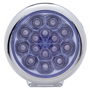 "15 LED Auxiliary Light - 3"" Round"
