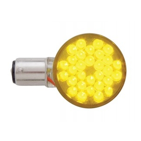 30 LED 1156 Bulbs - Right Angle
