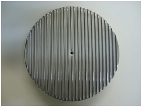 Full Finned Round Air Cleaners