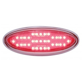 1949-1950 Ford LED Tail Light Complete Assembly