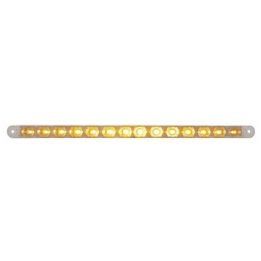 14 LED Auxiliary Strip Light Only