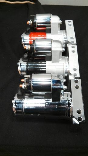1.6HP Mini starters